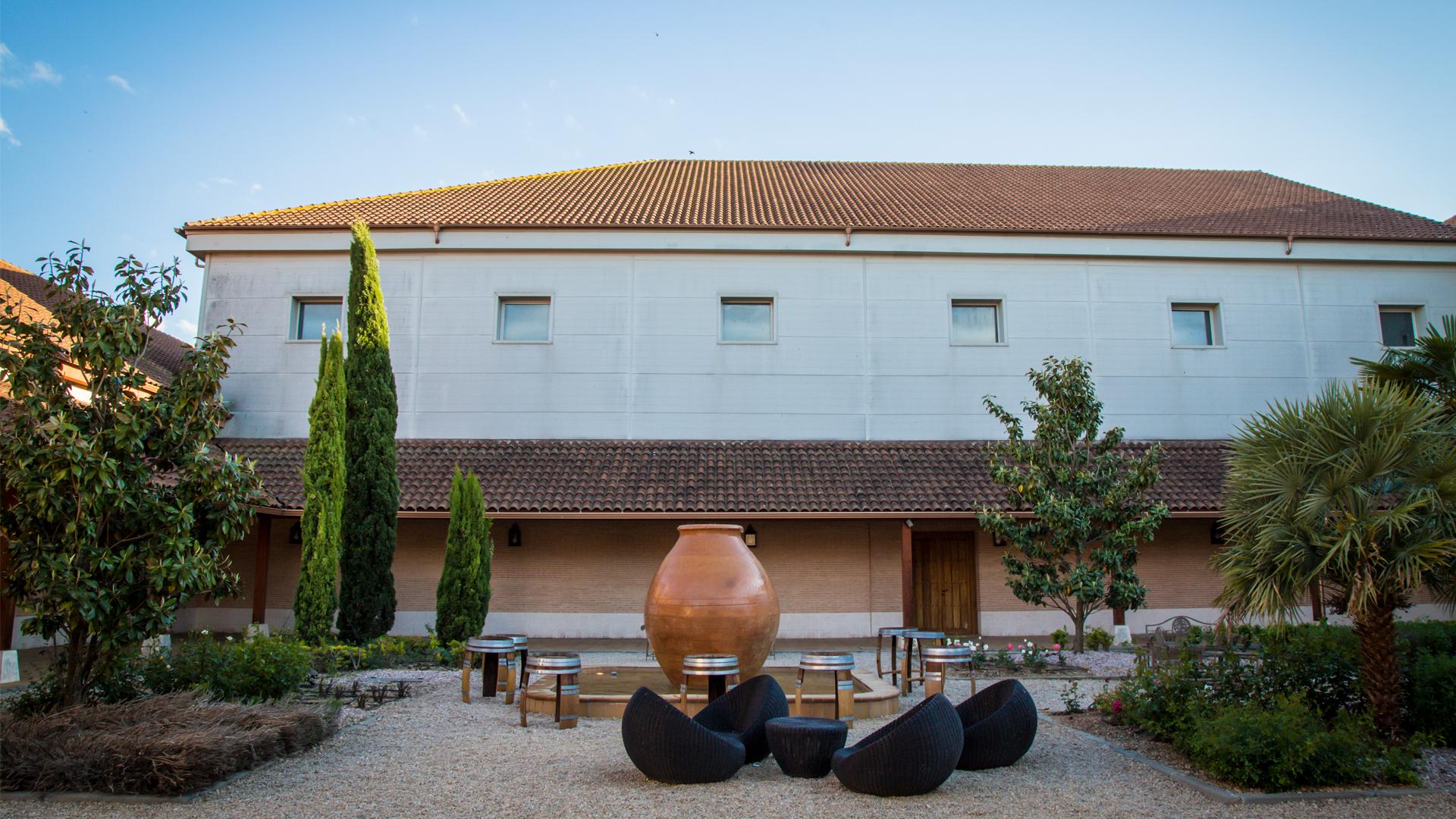 Enoturismo, Bodas, Hotel en Hacienda Albae La Mancha